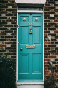 ltblue-exterior-door
